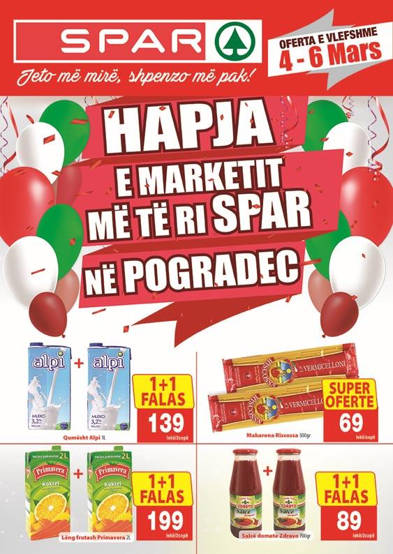 oferta-spar albania-receta